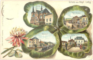 Postkarte Kayl