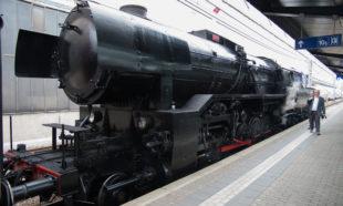 5519 im Bahnhof Luxemburg